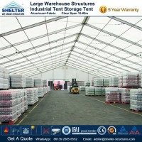 industrial tent large warehouse structures for storage shelter tent 11