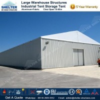 industrial tent large warehouse structures for storage shelter tent 9