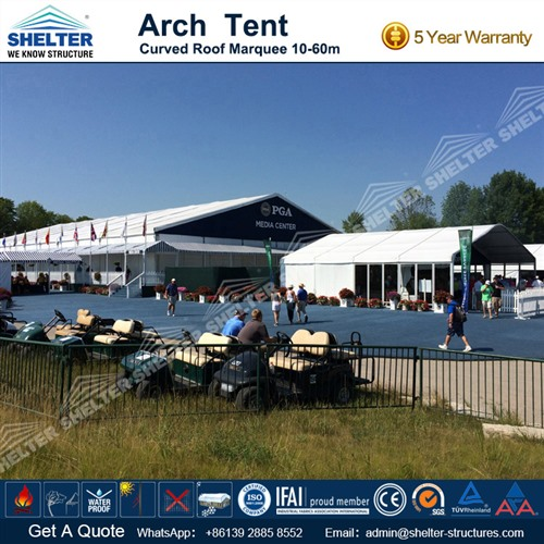 Sports Tents: Lounge Tent for PGA Tour