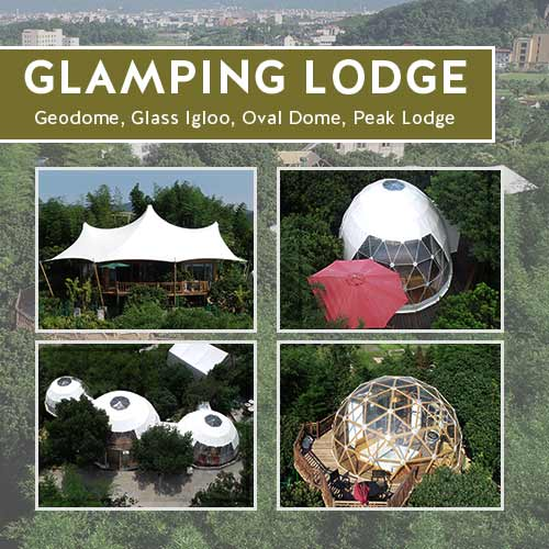 Glamping Tents Hotel For Couple/Family Suites
